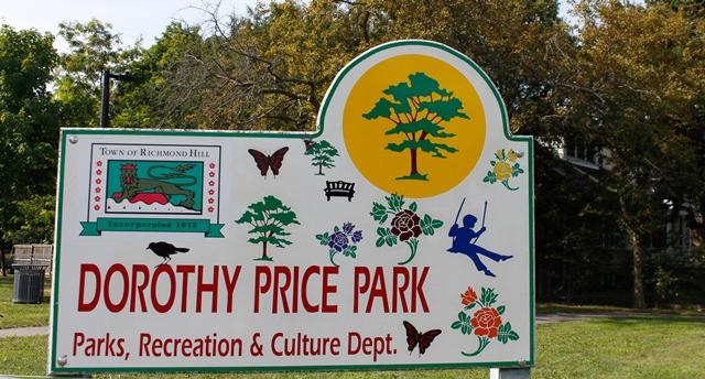 Dorothy Price Park
