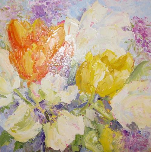 Olga Senyk - Tulip Splendour