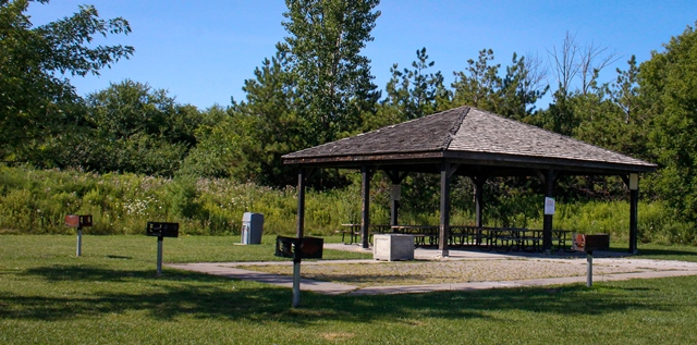 Phyllis Rawlinson Park Picnic Shelter
