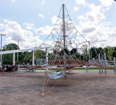 Ropes Lake Wilcox Park