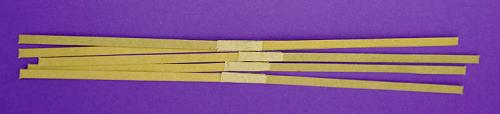Christmas Cracker - splint