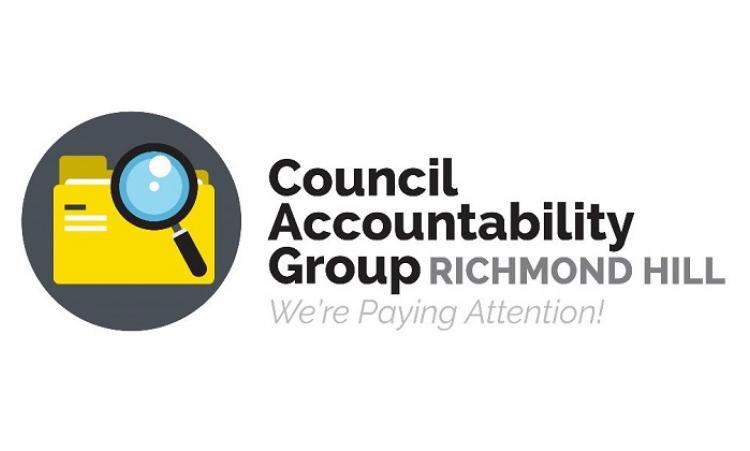 Council Accountability Group (Richmond Hill)