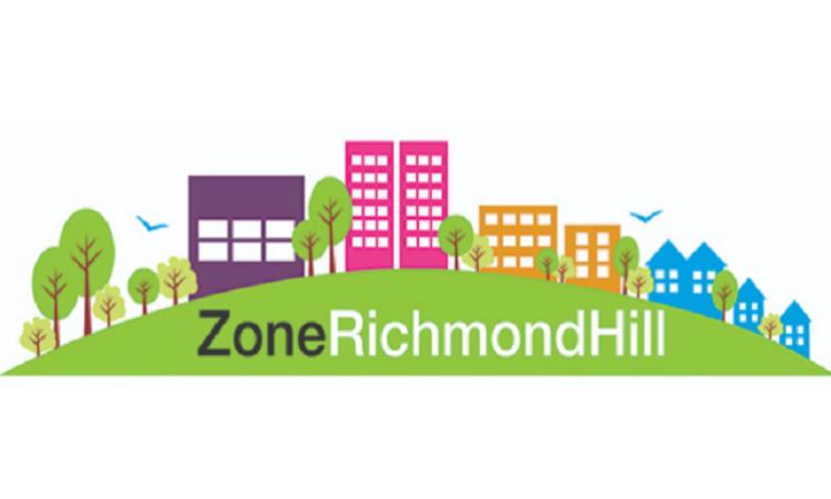 Zone Richmond Hill logo
