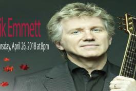 Rik Emmett at RHCPA